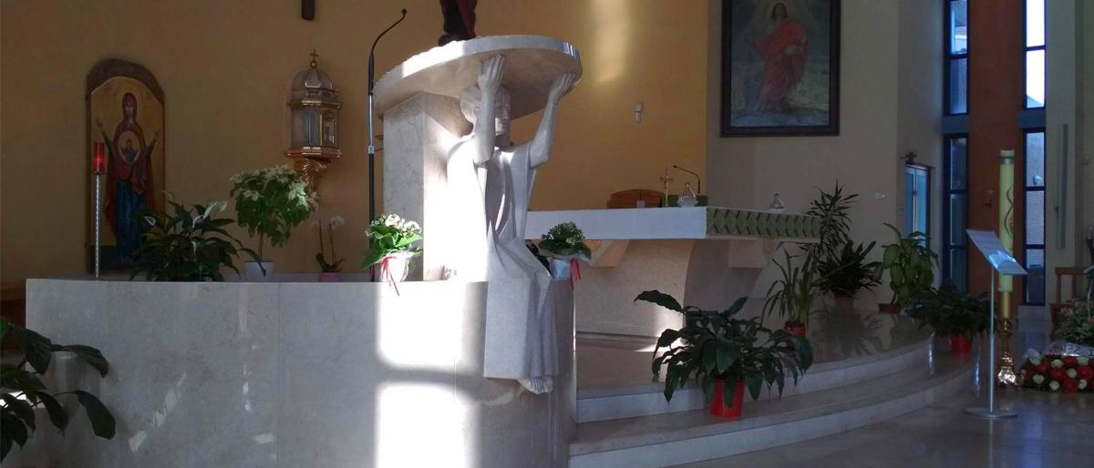 Permalink to: Orario delle Ss. Messe